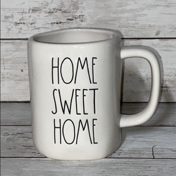 Rae Dunn home sweet home mug